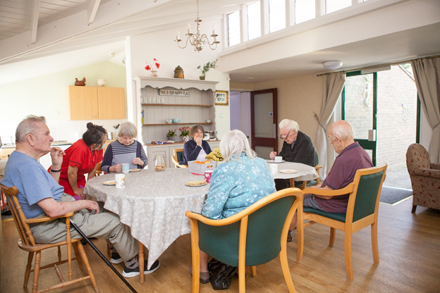 Nutrition and Hydration in Residents with Dementia